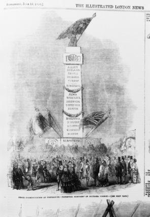 Portsmouth Triumphal Monument