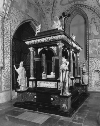 Roskilde Cathedral;Tomb of Christian III and Queen Dorothea