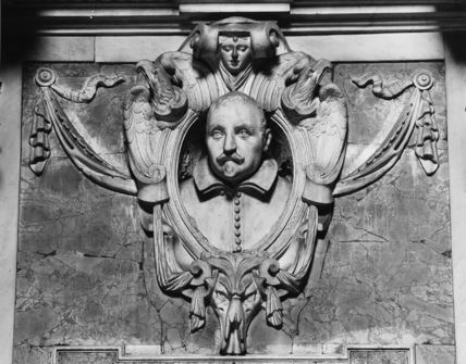 Santa Prassede;Monument to Septimo Olgiati