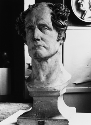 Bust of Chateaubriand