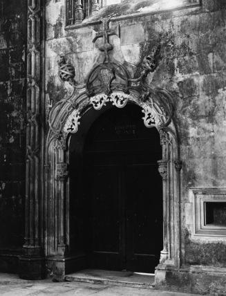 Monastery of Santa Maria da Vitoria;Capillas Imperfeitas