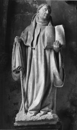 Statue of Saint Leonard