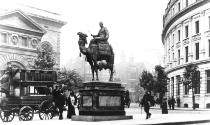 Statue of General Gordon