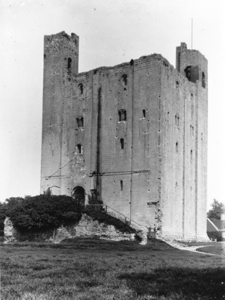 Castle Hedingham;Castle Keep