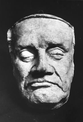 Death Mask of Bishop Lonsdale