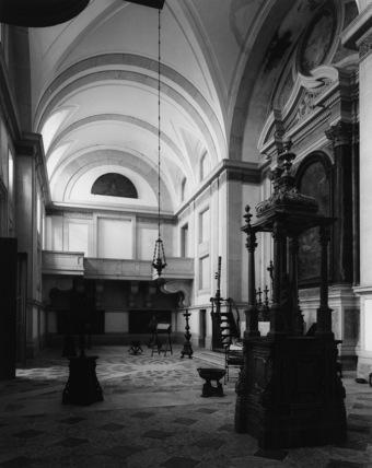 Palacio Nacional, Basilica and Monastery;Basilica of the Palacio Nacional