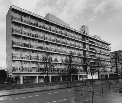 Bentham Road Estate