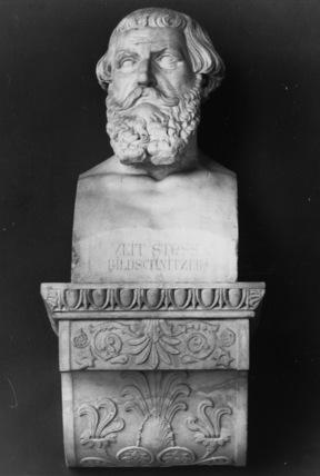 Bust of Veit Stoss