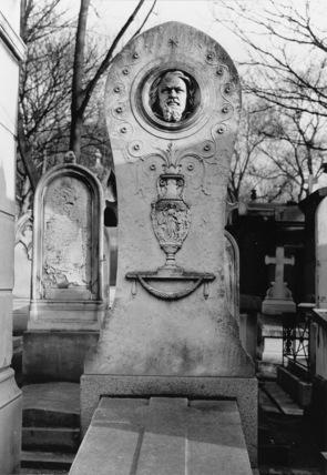 Tomb of J. B. Klagmann (?)