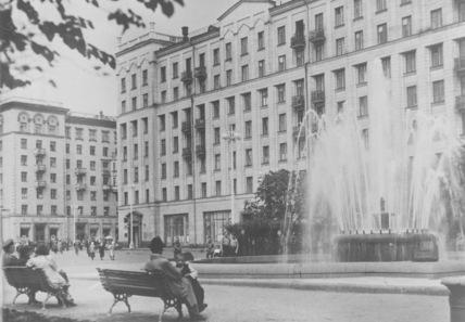 College on Gorky Street