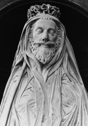 St Paul's Cathedral;Monument to John Donne