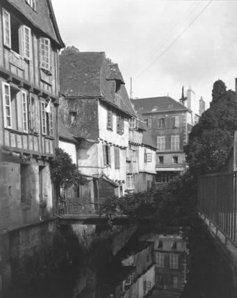 Town of Quimper