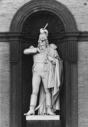 Statue of Gioacchino Murat