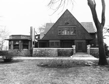 Frank Lloyd Wright Home and Studio