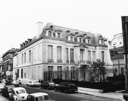 Hotel Cruenegaud des Brosses