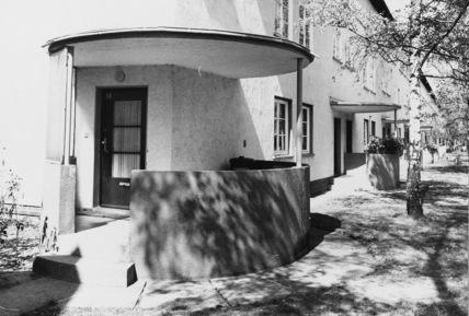 Bruchfeldsstrasse Siedlung