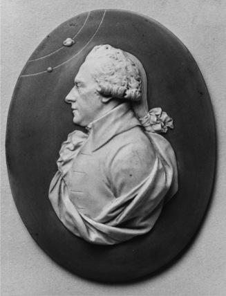 Medallion of Sir William Herschel