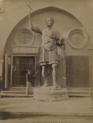 Statue of Valentian I
