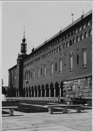 Stockholm New Town Hall