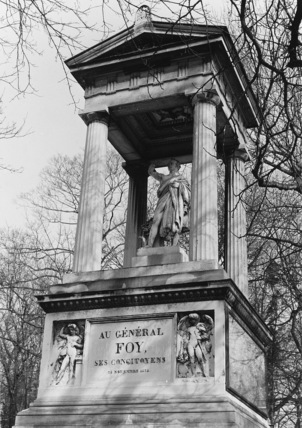 Tomb of General Foy