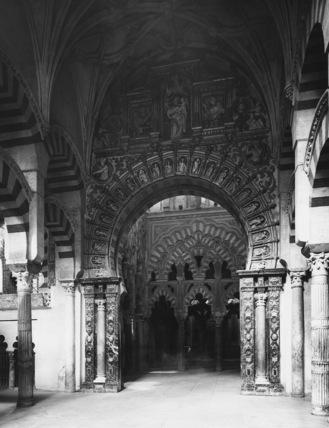 Cordoba Cathedral;Capilla de Villaviciosa