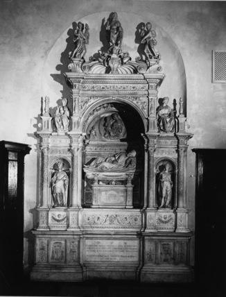 Santa Maria del Popolo;Tomb of Girolamo Basso della Rovere