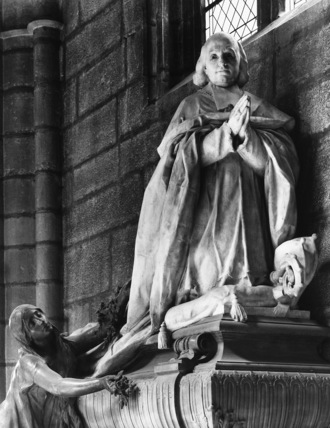 Tomb of Monseigneur Rivet