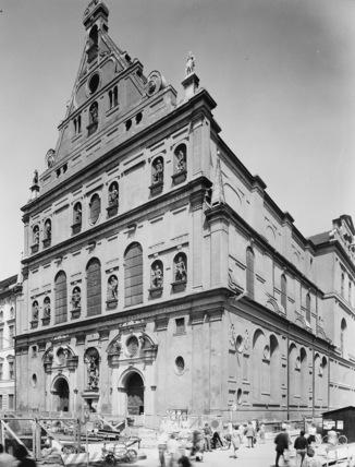 Jesuit Church of St Michael
