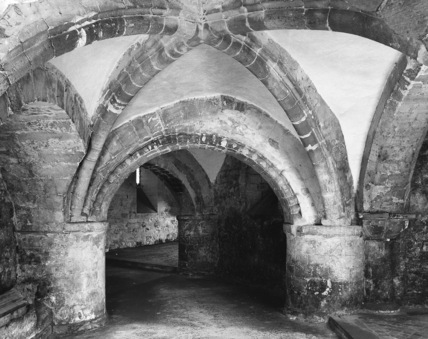 Gloucester Cathedral;Cathedral Church;Crypt