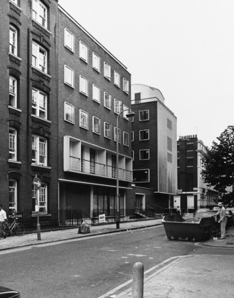 University of London, Ramsay Hall and Indian Y.M.C.A.