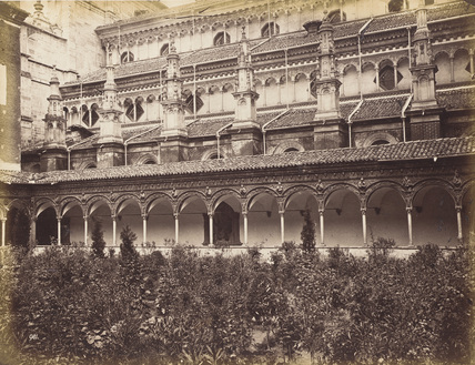 Certosa di Pavia;Large Cloister