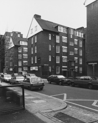 LCC Housing Estate