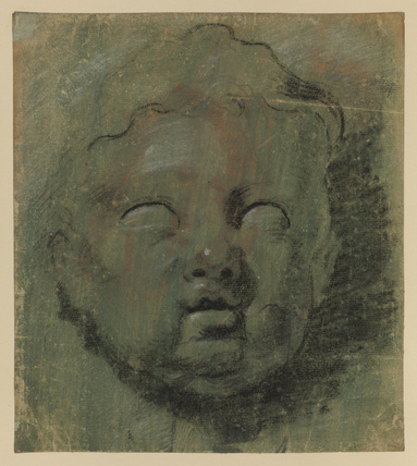 Child's head (recto)