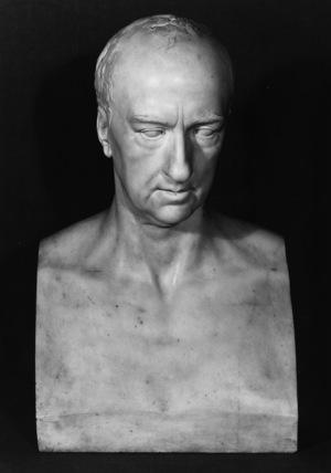 Bust of Gavin Hamilton