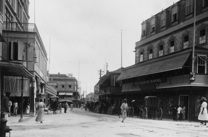 Town of Bridgetown