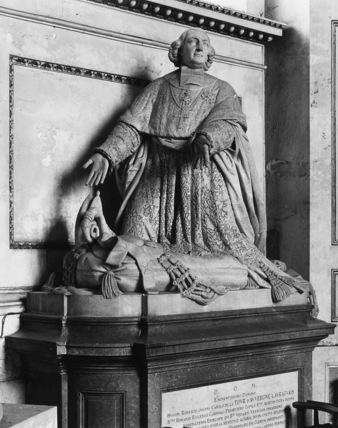 Monument to Cardinal de la Tour d'Auvergne