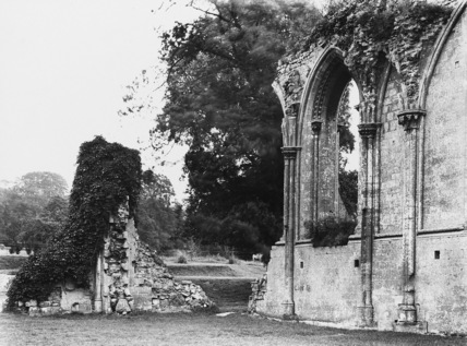 Glastonbury Abbey;Abbey Church
