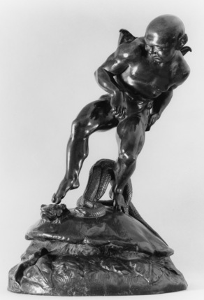 Statue of Puck