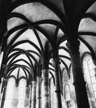 Cistercian Monastery;Refectory
