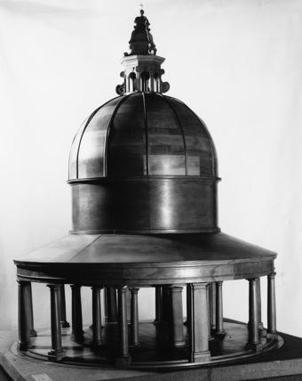 Model for the Lazzaretto Chapel