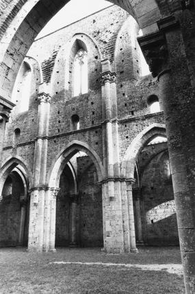 Cistercian Monastery;Monastic church