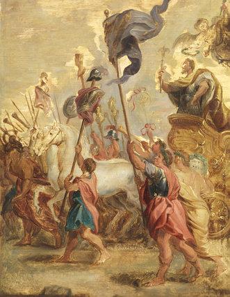 Triumph of Scipio Africanus