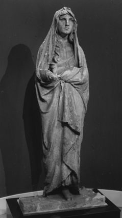 La Sonnambula, model for the Monument to Vincenzo Bellini