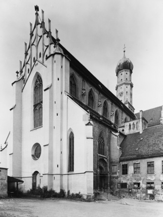 Church of Saints Ulrich and Afra
