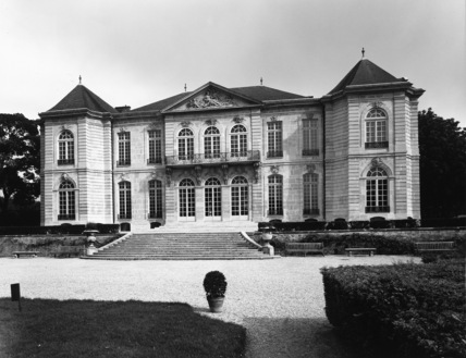 Hotel Biron, now Musee Rodin