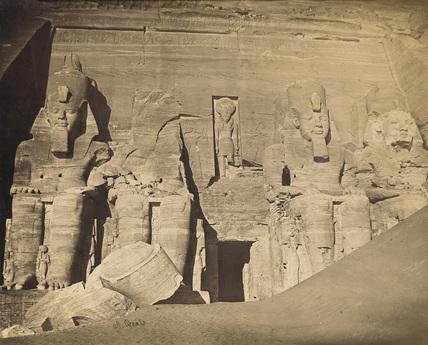 Temple of Ipsamboul