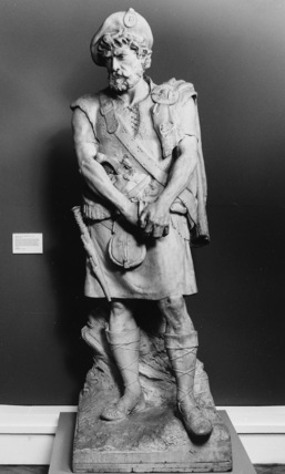 Statue of Rob Roy