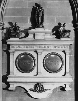 Monument to Charles William Mitchel