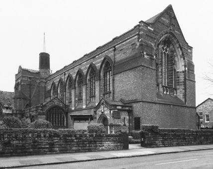 St Clare's Church