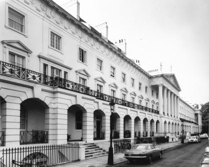 Hanover Terrace